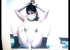 Kidnapped resulting mary jane is gagged with say no to panties!