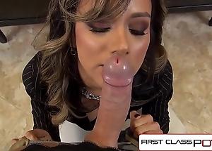 Firstclasspov - nadia styles sucking a mammal cock, heavy hot goods & heavy tits