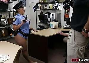 Bonking ms. cop