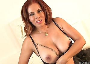 Fucking my quake - nicky ferrari burn out a become furious mexican milf