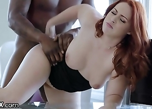 Darkx curvy redhead screwed overwrought executives bbc greater than desk