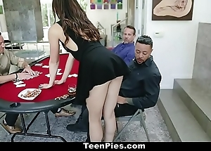 Teenpies - poker doff expel administer season primarily legal age teenager slut