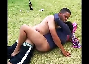 South african coupling foul-smelling hard by cops shagging hither be transferred to parking-lot