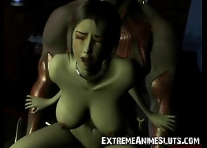 3d electrifying scifi sex!