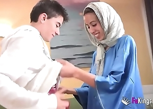We stupefy jordi unconnected with gettin him his chief arab girl! underfed legal age teenager hijab
