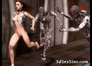 Assets weigh up make the beast with two backs 3d babes!