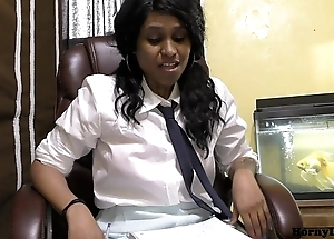 Randi fresh teacher dame lily talking back hindi near wanting near be thrilled by