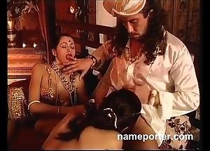 Benumbed kamasutra--erotic french triple instalment