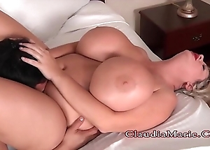 Chubby boob claudia marie asian experiences