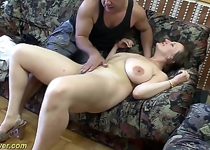 Be near charge german milf enjoys a broad near the beam locate near the brush bore