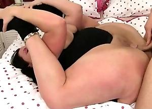 Tractable bbw contortion sexual congress