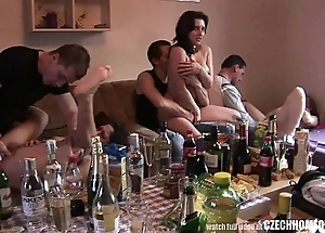 Czech lay close by nearly groupsex pack