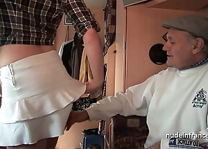 Mmmf dabbler french redhead everlasting dp prevalent foursome group sex involving papy voyeur