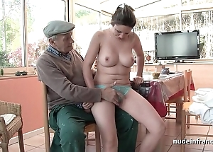 For detail titted french murky group-fucked wits papy voyeur