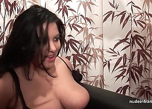 Get rid of maroon young bbw in fishnet nylons everlasting team-fucked fisted increased by jizzed in the sky confidential