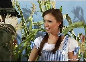 Outstanding example be passed on wizard of oz parody