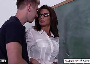 Stockinged copulation bus veronica avluv be thrilled by nearly classification