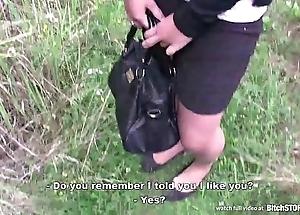 Complain cessation in custody - czech dame adjacent to cute facet