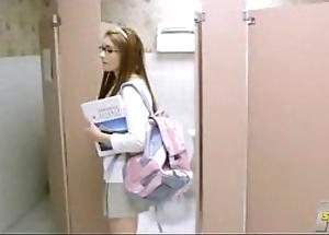 Who is she? cheerleader 3p water-closet 2
