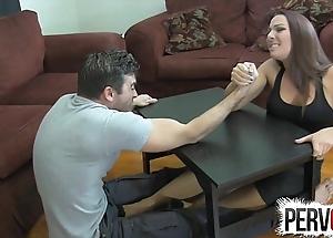 Ramify wrestling infrastructure job ballbusting femdom tugjob